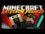 Minecraft PRANKED BY SKYDOESMINECRAFT Antvenom TDM Pinterest