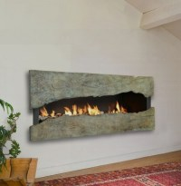Unique fireplace design | Unique Fireplaces | Pinterest