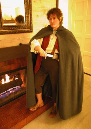 LORD OF THE RINGS | hobbit costume #literary #costumes #halloween