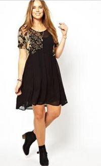 Flattering Plus Size Dresses - Eligent Prom Dresses