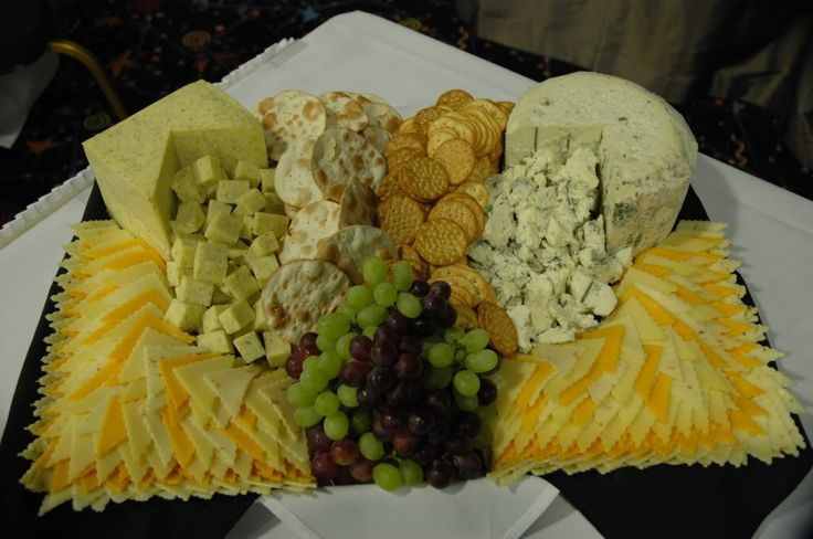 Help: Cheese Platter for 40 guests
