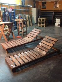 Pallet Lounge Chairs | Pallet Projects | Pinterest