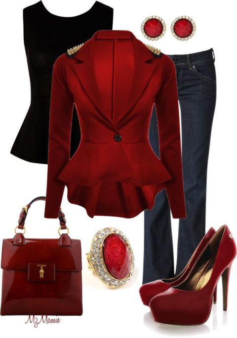 """""""Untitled #176"""" by mzmamie on Polyvore"""