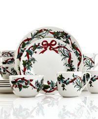Martha Stewart Collection Holiday Garden 16-Piece Set