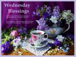 Good Morning Wednesday Blessings