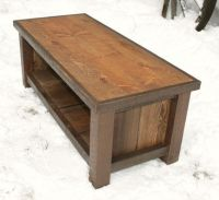 Homemade Coffee table from etsy | Coffe and end tables ...