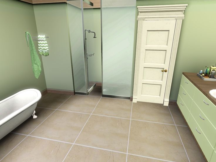 Model home master bathroom my sims creations pinterest