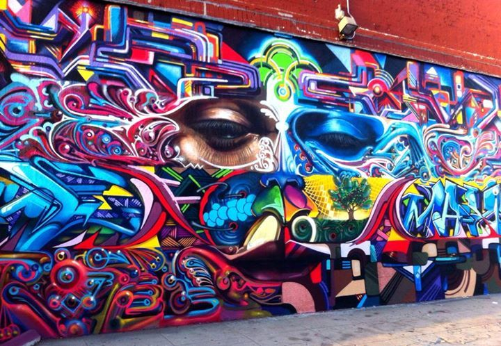 Wallpaper Graffiti Keren 3d Graffiti Human And Animal Beauty Pinterest