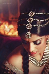 Hair Jewelry | Indian Wedding Jewelry | Pinterest