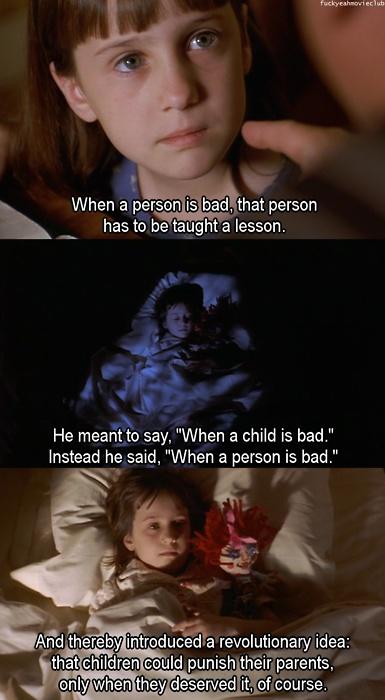 Roald Dahl Quotes Wallpaper Matilda Movie Quotes Quotesgram