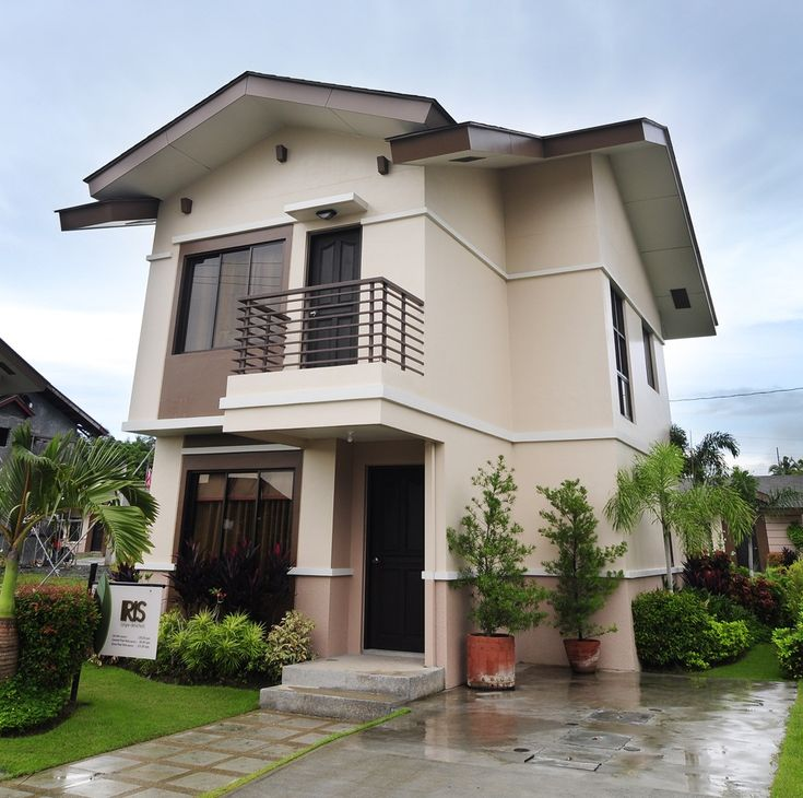 Small House Plans Architectural Designs   Free Home Plans And    Small House Plans Architectural Designs Inspiring Small Homes Sunset House And Lot At Cabuyao Laguna Of