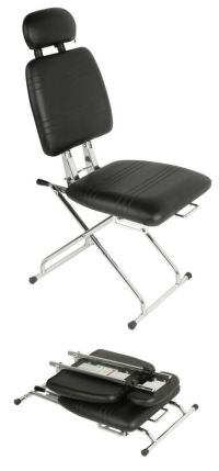 Portable Styling/Shampoo Chair | My Salon Ideas | Pinterest