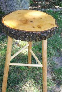 Tree Bar Stools, Tree Stump Stools, Bar Stools- LOCAL ONLY