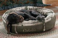 Doggie bed @Cabela's.com | Puppy | Pinterest