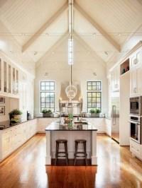 High Ceiling Kitchen | Dream Home | Pinterest