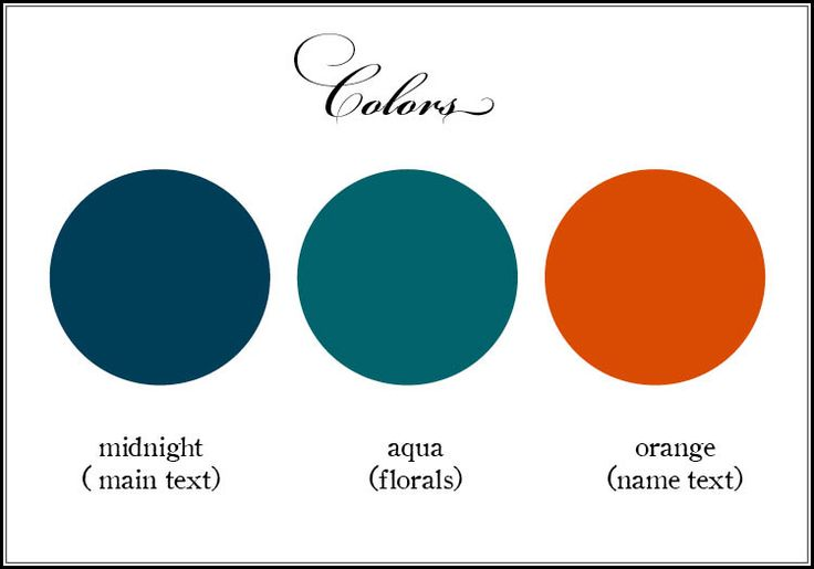 What Color Goes With Teal Goes With... | Teal | Pinterest