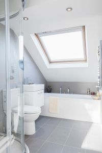 Bathroom Loft conversion | Loft conversion | Pinterest
