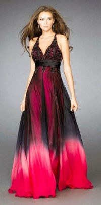 Black and red wedding dress | Harley Davidson Weddings ...