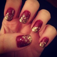Glitter Fade Nail Designs | www.imgkid.com - The Image Kid ...