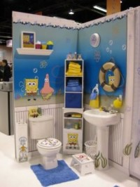 boy bathroom decor | Bathroom design ideas | Pinterest
