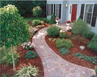 Landscaping: Ideas For Landscaping Along A Sidewalk