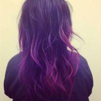 The Gallery For Gt Pravana Hair Color Purple Of Pravana ...