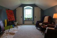bonus room, window seat, closets | My Home Design | Pinterest