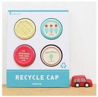 Recycle Bottle Cap