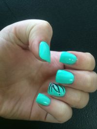 Spring break nails 2014 | Nails | Pinterest