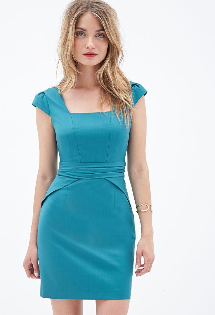 Classic Sheath Dress #F21Contemporary