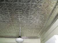Tin Ceiling | Island Ideas and Kitchen Details | Pinterest