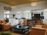 Kitchen/family room combination | Ideas for our future ...