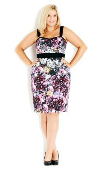 Plus Size Garden Tea Party Dresses - Eligent Prom Dresses