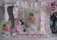 Shabby Chic pillow | Decorative Pillows | Pinterest