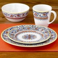Portuguese inspired dinnerware. | Portuguese Board | Pinterest