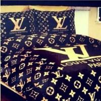 LV bedding! | bed sets | Pinterest