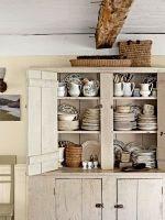 Country Kitchen Storage Cabinets