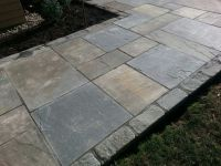 Bluestone patio | Backyard ideas | Pinterest