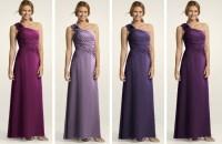 David's Bridal Bridesmaid dresses: Item #F14010 in colours ...