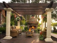 Peter Blog: Tuscan style backyard landscaping pictures 3 wise