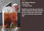 Delizia By Borge Olsen Galliano Balsamico Strawberries Fresh Basil