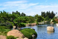 Japanese Gardens at Woodley Park | Los Angeles | Pinterest