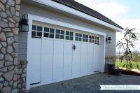 garage and outdoor lights | House Exteriors | Pinterest