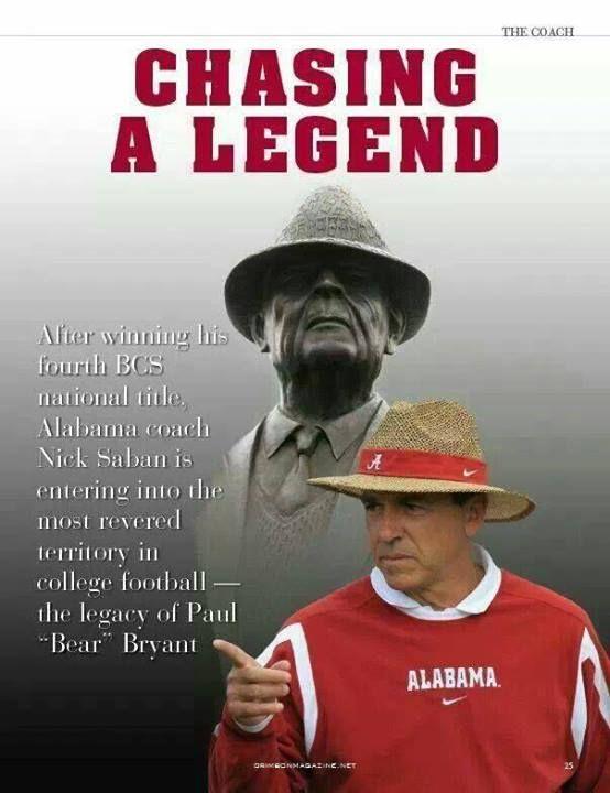 Football Coach Quote Wallpaper Alabama Nick Saban Quotes Quotesgram