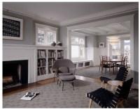 #craftsman style living room | LIZZI | Pinterest
