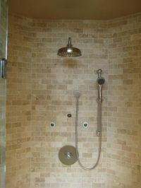 Rain shower ideas | Bathroom | Pinterest