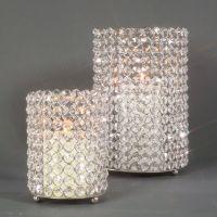 Crystal T-light Holder,Beaded Tea Lite Holder,Candle ...