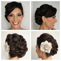 Vintage Hairstyles Pin Curl Hairstyle - Hot Girls Wallpaper