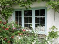 ~ cottage windows | Cottage | Pinterest
