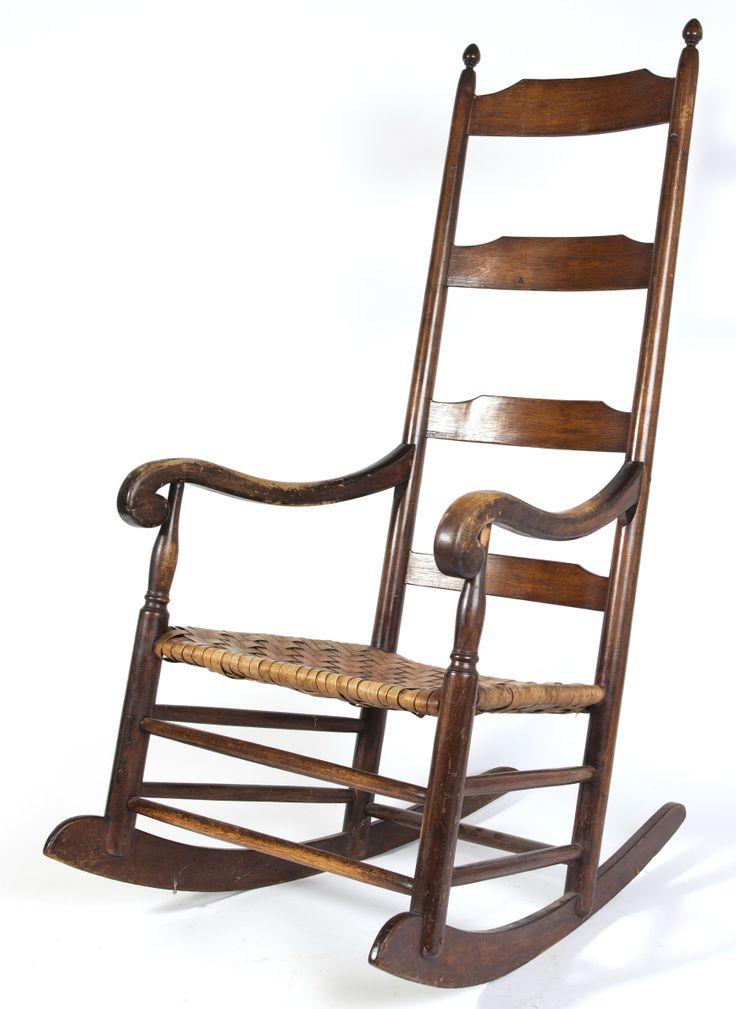 Rocker primitive furniture and folk art pinterest